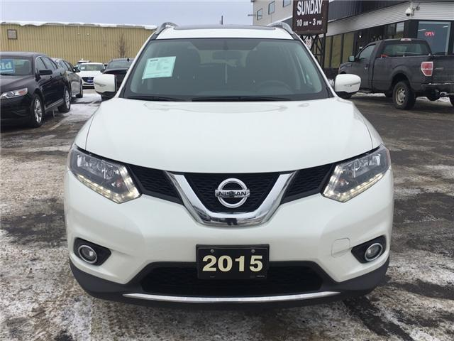 2015 Nissan Rogue S (Stk: 19050) in Sudbury - Image 2 of 14