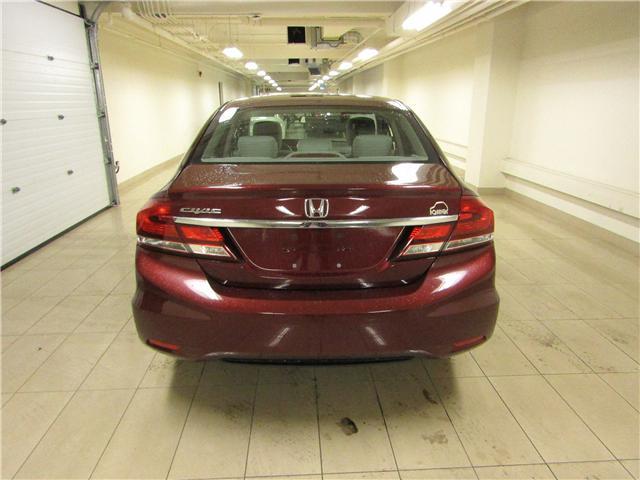 2014 Honda Civic EX (Stk: HP3187) in Toronto - Image 4 of 34