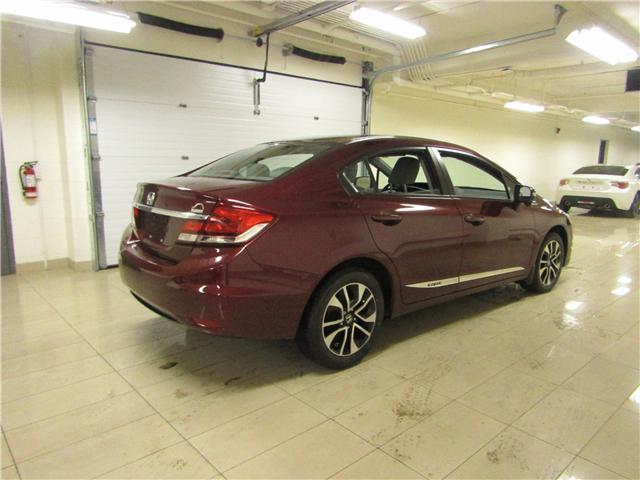 2014 Honda Civic EX (Stk: HP3187) in Toronto - Image 5 of 34