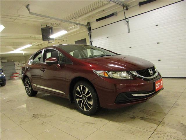 2014 Honda Civic EX (Stk: HP3187) in Toronto - Image 7 of 34