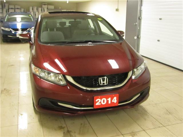 2014 Honda Civic EX (Stk: HP3187) in Toronto - Image 8 of 34