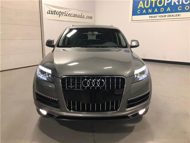 2015 Audi Q7 3.0T Progressiv (Stk: W0113) in Mississauga - Image 2 of 28