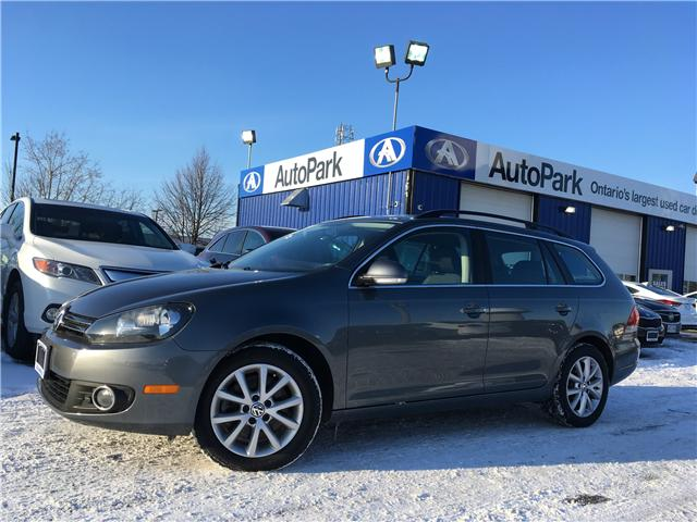 2014 Volkswagen Golf 2.0 TDI Comfortline (Stk: 14-05226) in Georgetown - Image 1 of 22