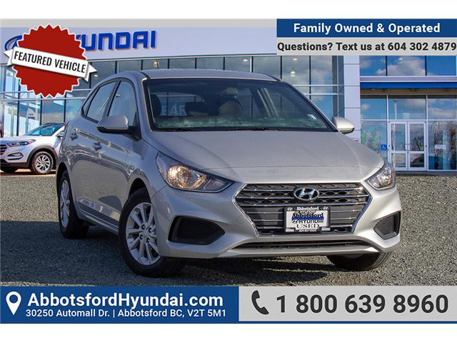 2018 Hyundai Accent GL (Stk: AH8757) in Abbotsford - Image 1 of 26