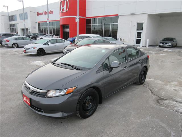 2012 Honda Civic LX (Stk: VA3368) in Ottawa - Image 1 of 8