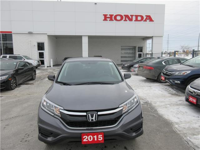 2015 Honda CR-V LX (Stk: VA3369) in Ottawa - Image 2 of 9