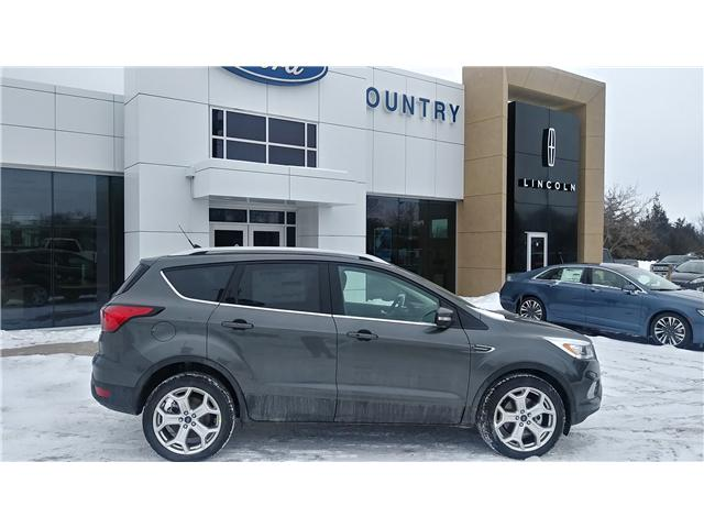 2019 Ford Escape Titanium (Stk: ES1160) in Bobcaygeon - Image 1 of 23
