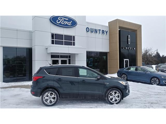 2019 Ford Escape Titanium (Stk: ES1171) in Bobcaygeon - Image 1 of 28