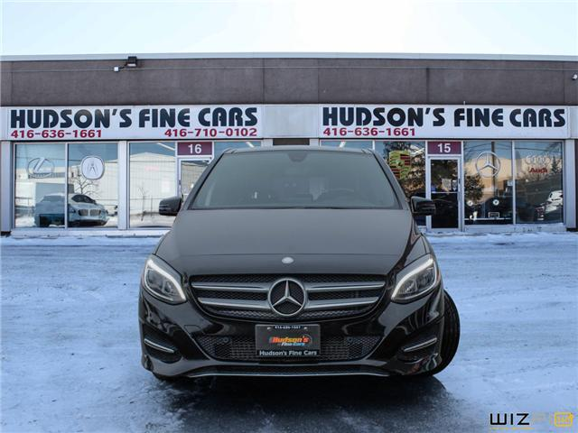 2015 Mercedes-Benz B-Class Sports Tourer (Stk: 32780) in Toronto - Image 2 of 30