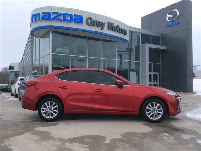 2017 Mazda Mazda3 GS (Stk: 19018A) in Owen Sound - Image 1 of 20