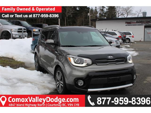 2018 Kia Soul EX+ (Stk: S321987A) in Courtenay - Image 1 of 9