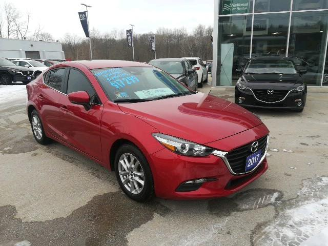 2017 Mazda Mazda3 GS (Stk: 19018A) in Owen Sound - Image 2 of 20