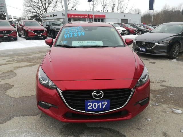 2017 Mazda Mazda3 GS (Stk: 19018A) in Owen Sound - Image 3 of 20
