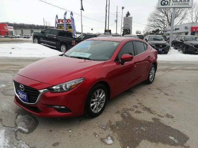2017 Mazda Mazda3 GS (Stk: 19018A) in Owen Sound - Image 4 of 20