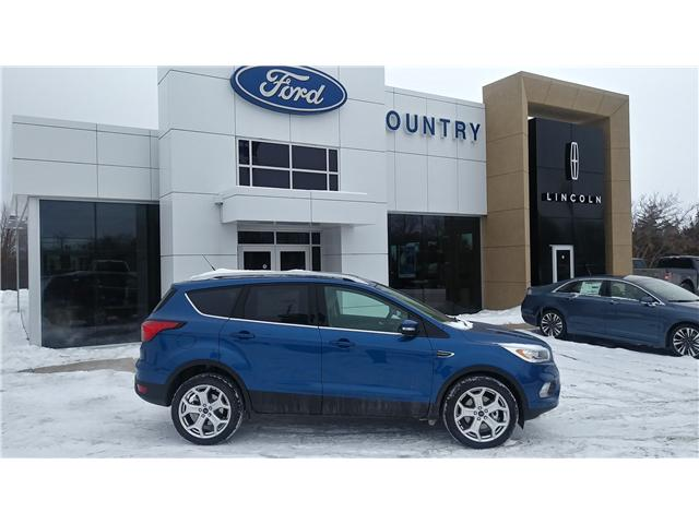 2019 Ford Escape Titanium (Stk: ES1180) in Bobcaygeon - Image 1 of 28