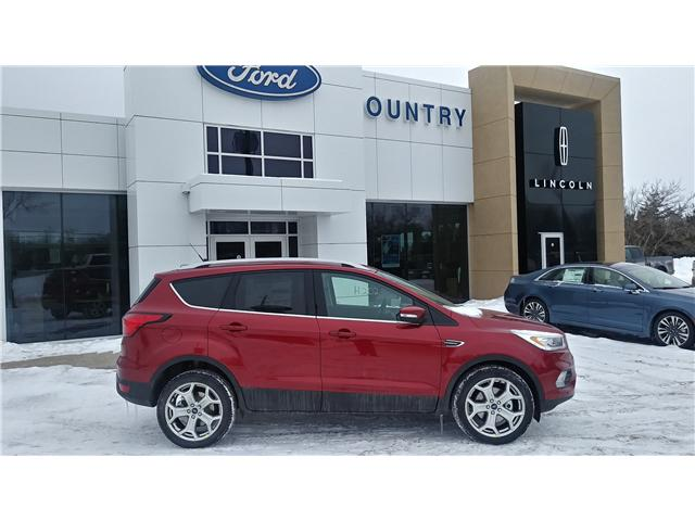 2019 Ford Escape Titanium (Stk: ES1181) in Bobcaygeon - Image 1 of 28