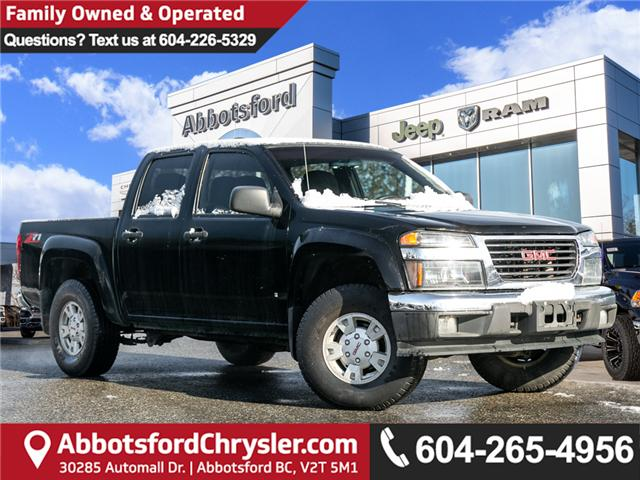2006 GMC Canyon SLE (Stk: AB0810A) in Abbotsford - Image 1 of 22