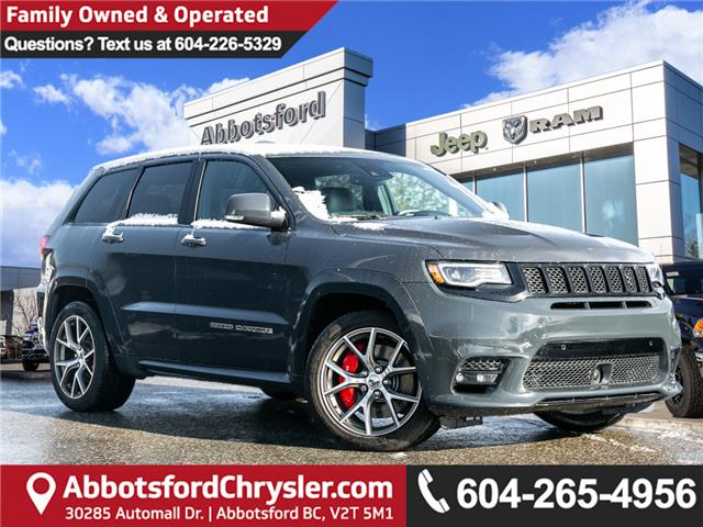2017 Jeep Grand Cherokee SRT (Stk: AB0817) in Abbotsford - Image 1 of 24