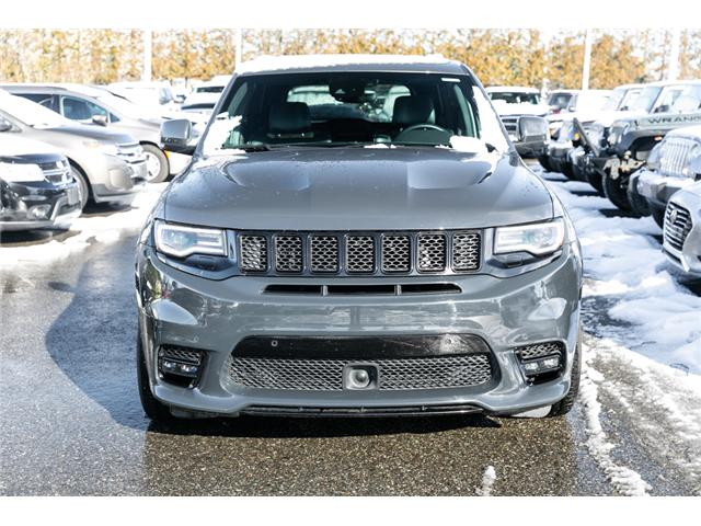 2017 Jeep Grand Cherokee SRT (Stk: AB0817) in Abbotsford - Image 2 of 24
