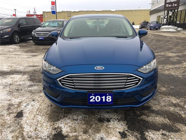 2018 Ford Fusion SE (Stk: 19052) in Sudbury - Image 2 of 13