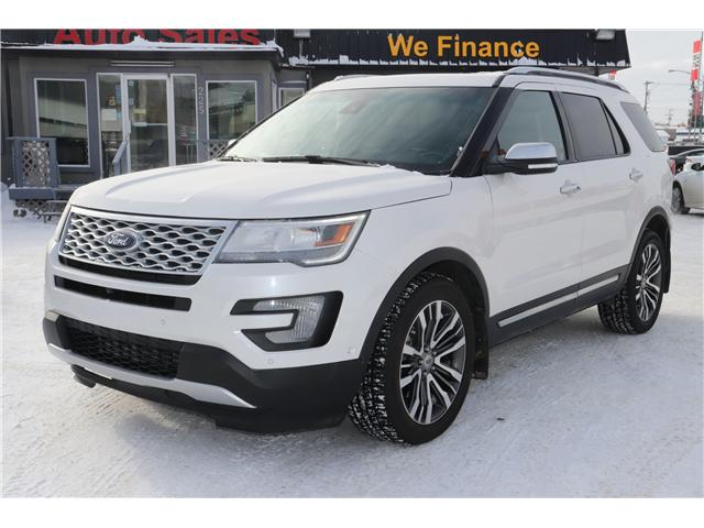2016 Ford Explorer Platinum (Stk: P36097) in Saskatoon - Image 2 of 30