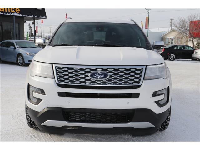 2016 Ford Explorer Platinum (Stk: P36097) in Saskatoon - Image 25 of 30