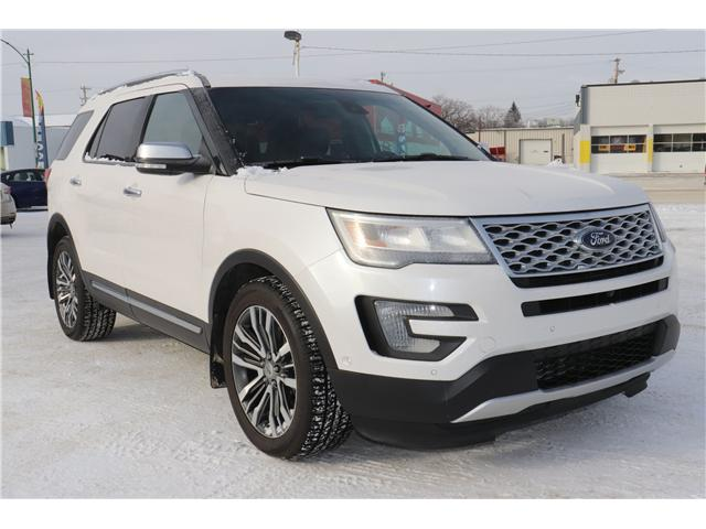 2016 Ford Explorer Platinum (Stk: P36097) in Saskatoon - Image 4 of 30