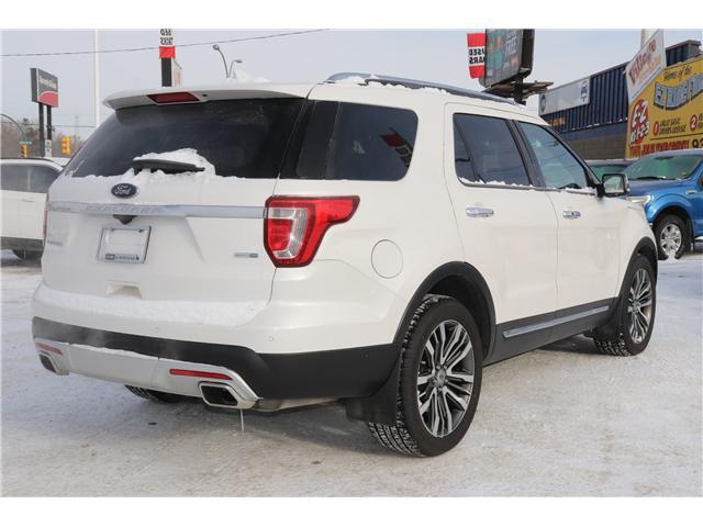 2016 Ford Explorer Platinum (Stk: P36097) in Saskatoon - Image 3 of 30