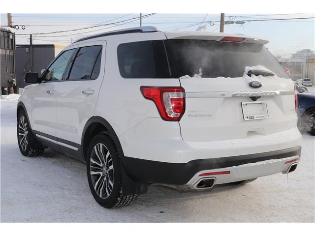 2016 Ford Explorer Platinum (Stk: P36097) in Saskatoon - Image 5 of 30