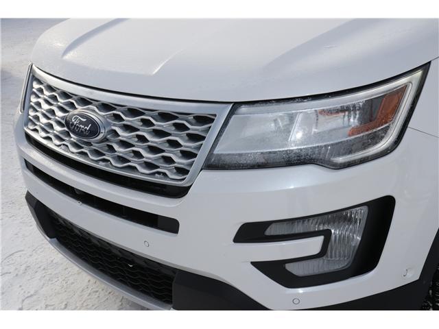 2016 Ford Explorer Platinum (Stk: P36097) in Saskatoon - Image 29 of 30