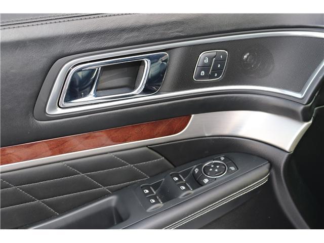 2016 Ford Explorer Platinum (Stk: P36097) in Saskatoon - Image 8 of 30