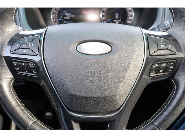 2016 Ford Explorer Platinum (Stk: P36097) in Saskatoon - Image 10 of 30