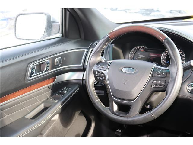 2016 Ford Explorer Platinum (Stk: P36097) in Saskatoon - Image 23 of 30