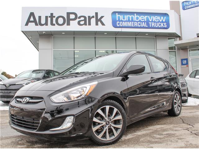 2017 Hyundai Accent SE (Stk: 17-328909) in Mississauga - Image 1 of 24