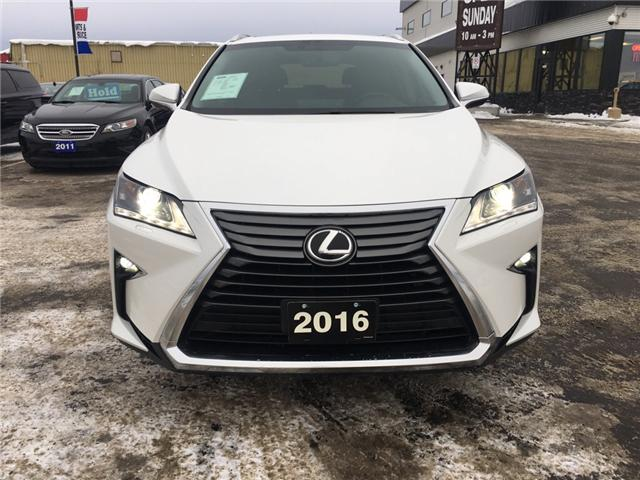 2016 Lexus RX 350 Base (Stk: 18432) in Sudbury - Image 2 of 16