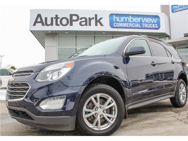 2017 Chevrolet Equinox LT (Stk: APR2985) in Mississauga - Image 1 of 24