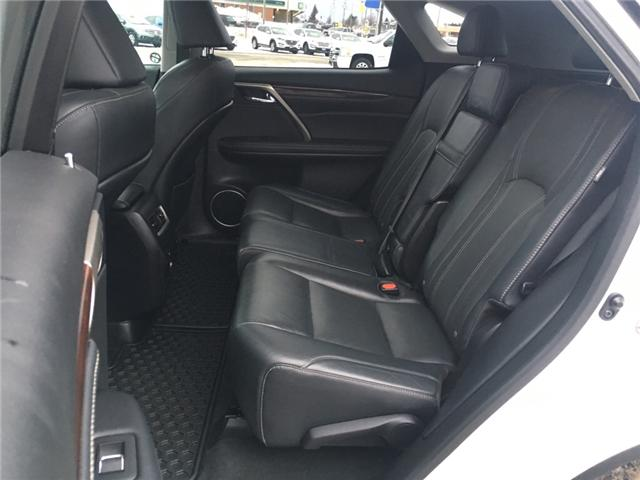 2016 Lexus RX 350 Base (Stk: 18432) in Sudbury - Image 10 of 16