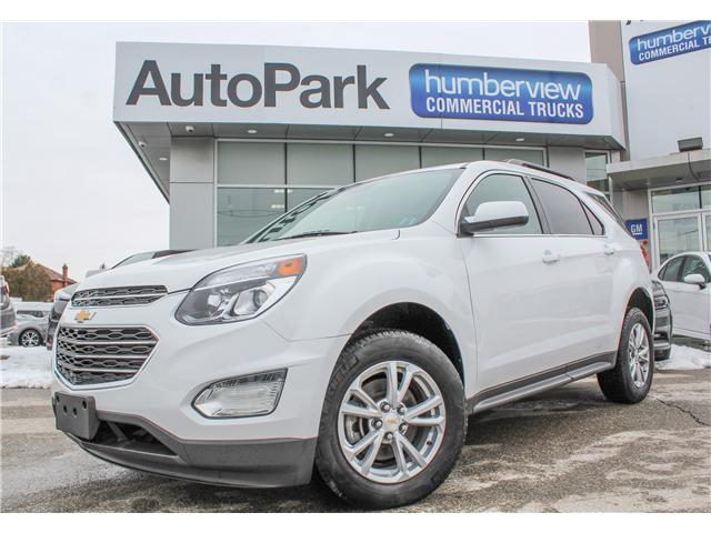 2017 Chevrolet Equinox LT (Stk: APR2380) in Mississauga - Image 1 of 25