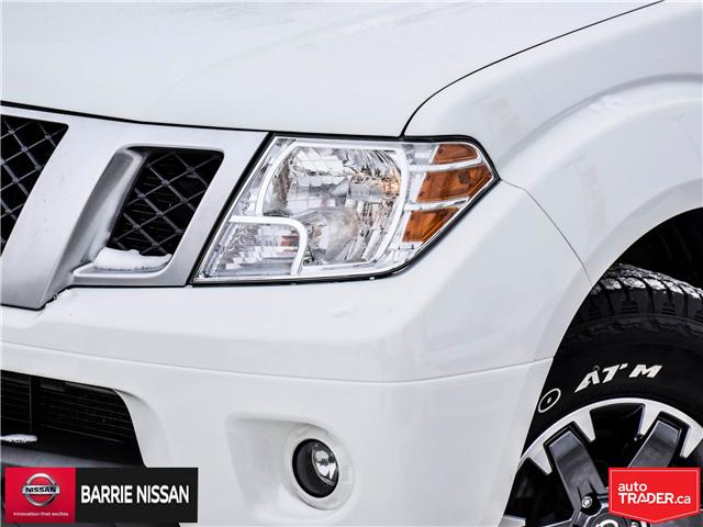 2017 Nissan Frontier PRO-4X (Stk: P4528A) in Barrie - Image 2 of 27