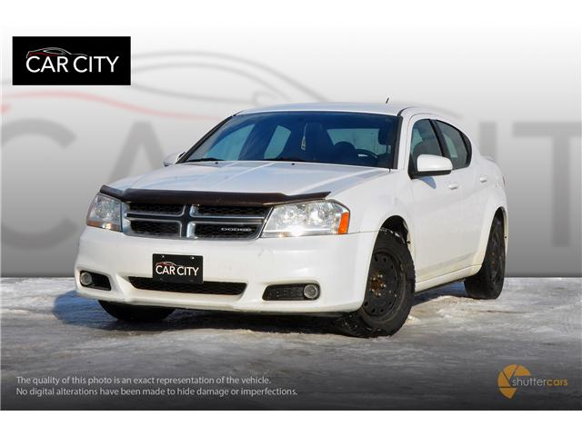 2011 Dodge Avenger SXT (Stk: 2552A) in Ottawa - Image 1 of 20