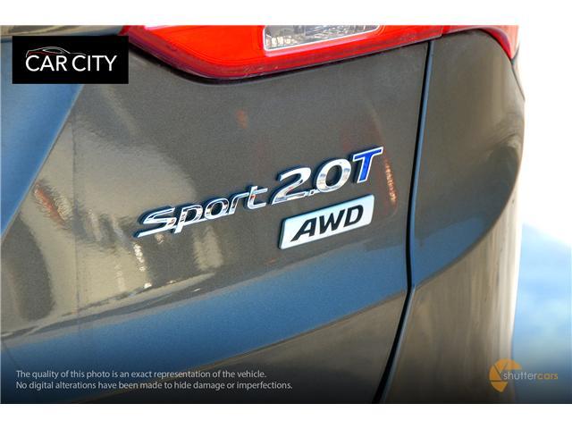 2014 Hyundai Santa Fe Sport 2.0T Limited (Stk: 2571) in Ottawa - Image 5 of 20