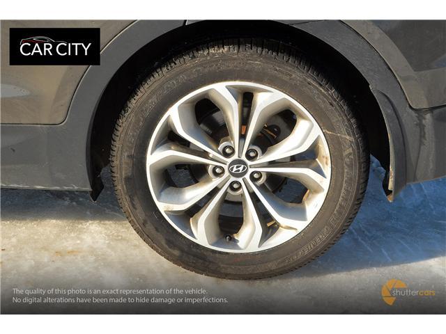 2014 Hyundai Santa Fe Sport 2.0T Limited (Stk: 2571) in Ottawa - Image 6 of 20
