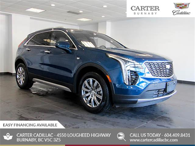 2019 Cadillac XT4 Premium Luxury (Stk: C9-35380) in Burnaby - Image 1 of 24
