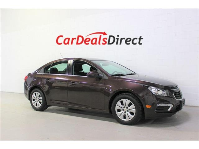 2015 Chevrolet Cruze 1LT (Stk: 277589) in Vaughan - Image 1 of 26