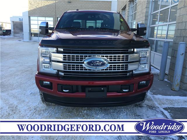 2017 Ford F-350 Platinum (Stk: K-1443A) in Calgary - Image 4 of 19