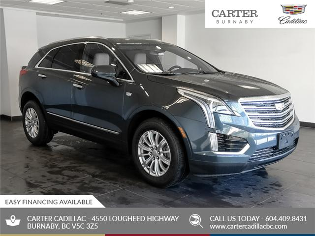 2019 Cadillac XT5 Base (Stk: C9-21610) in Burnaby - Image 1 of 23