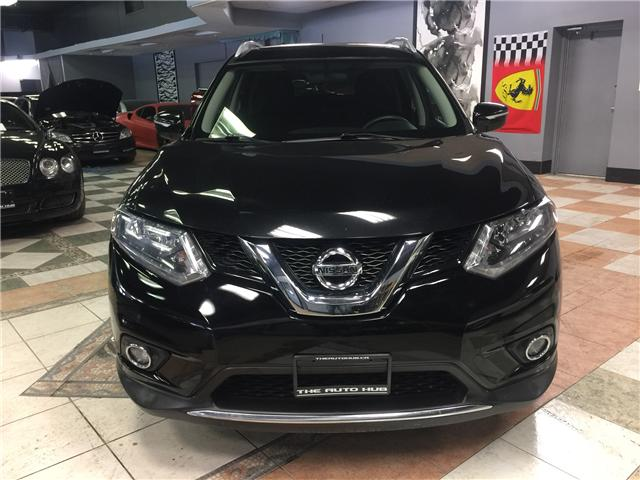 2014 Nissan Rogue SV (Stk: ) in Toronto - Image 5 of 13