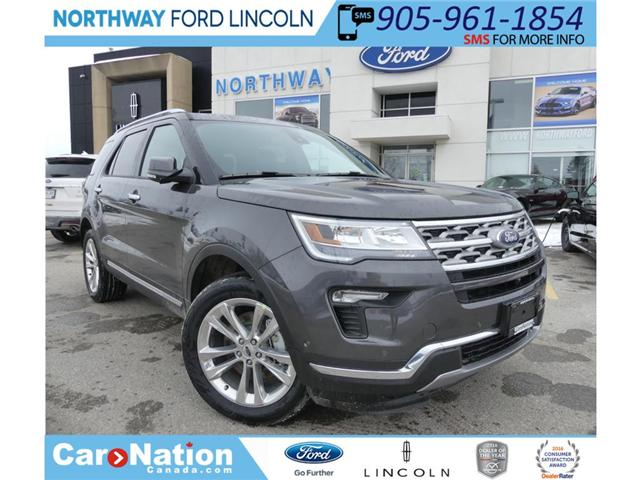 2019 Ford Explorer Limited (Stk: EX98083) in Brantford - Image 1 of 30