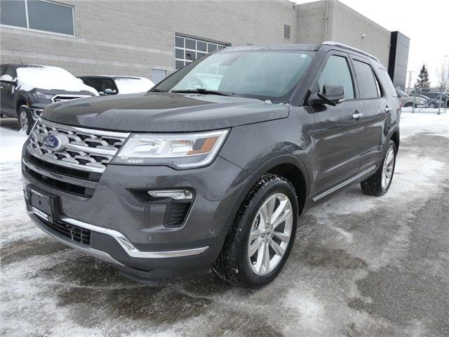 2019 Ford Explorer Limited (Stk: EX98083) in Brantford - Image 3 of 30