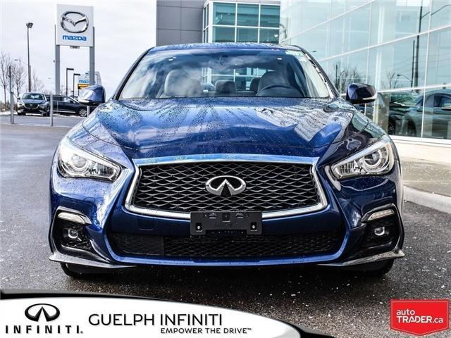 2019 Infiniti Q50 3.0t Signature Edition (Stk: I6880) in Guelph - Image 2 of 25